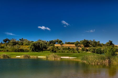 Overview of golf course named Silves Golf - Pestana Resort