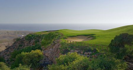 Overview of golf course named Tazegzout Golf - Taghazout Bay Resort