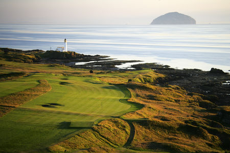 Hosting golf course for the event: 2014 TURNBERRY CUP presented by Troon Golf