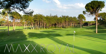 Cover of golf event named Voyage Golfique Swiss Golf School  HOTEL MAXXROYAL*****