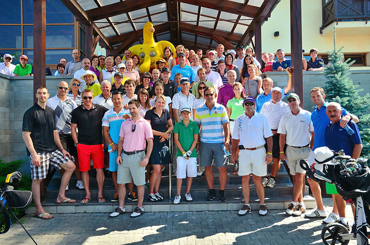 Charity golf cup nd august cover picture