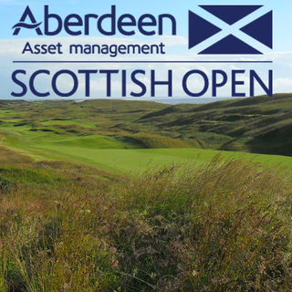 Aberdeen asset management scottish open th th july cover picture