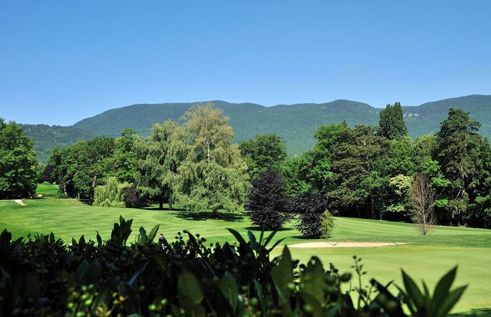 Cover of golf event named Tournoi Caritatif T.E.S. Foundation