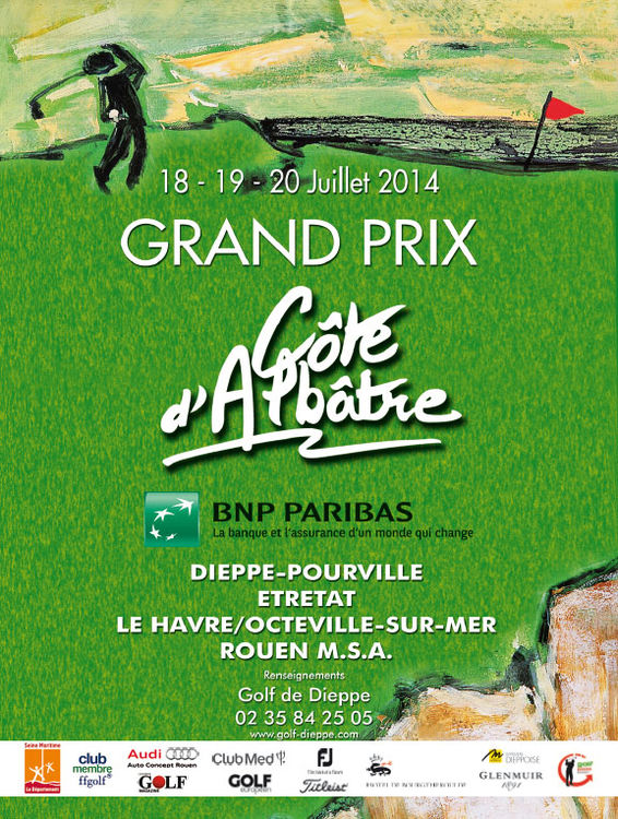 Grand prix de la cote d albatre cover picture