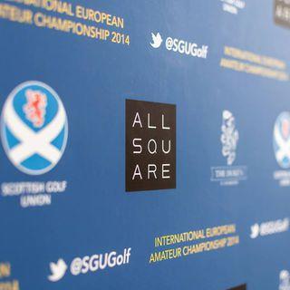 International european mens amateur championship cover picture