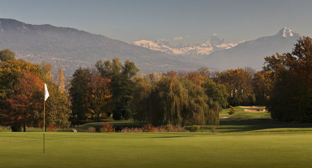 Hosting golf course for the event: The All Square Invitational - Geneva