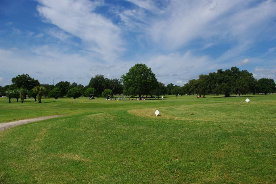 Bartow golf course picture