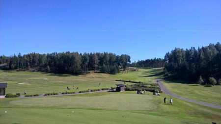 Overview of golf course named Sarfvik Golf
