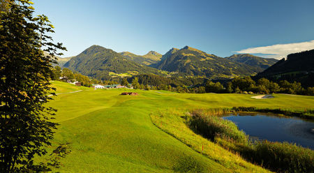 Overview of golf course named Golfclub Eichenheim-Kitzbuhel
