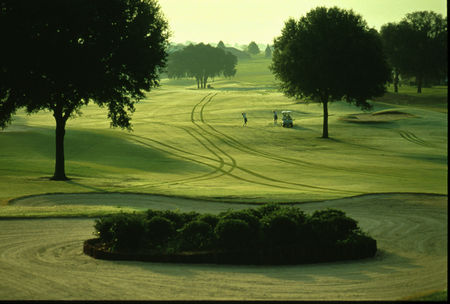 Overview of golf course named Citrus Hills Golf and Country Club