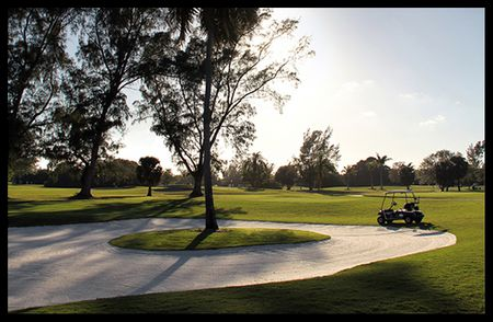 Pompano Beach Golf Course Cover