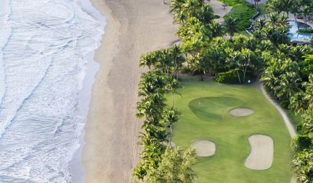 The Wyndham Rio Mar Beach Resort - River Course Cover Picture