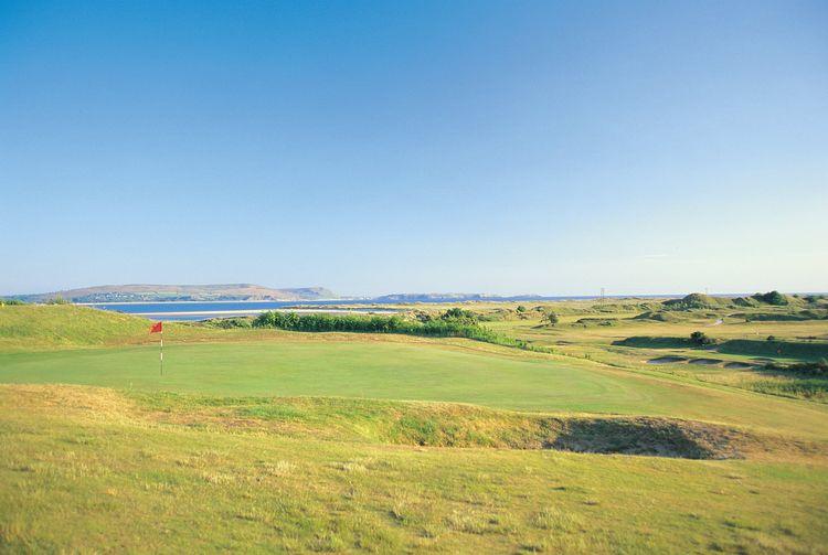 Ashburnham golf club picture