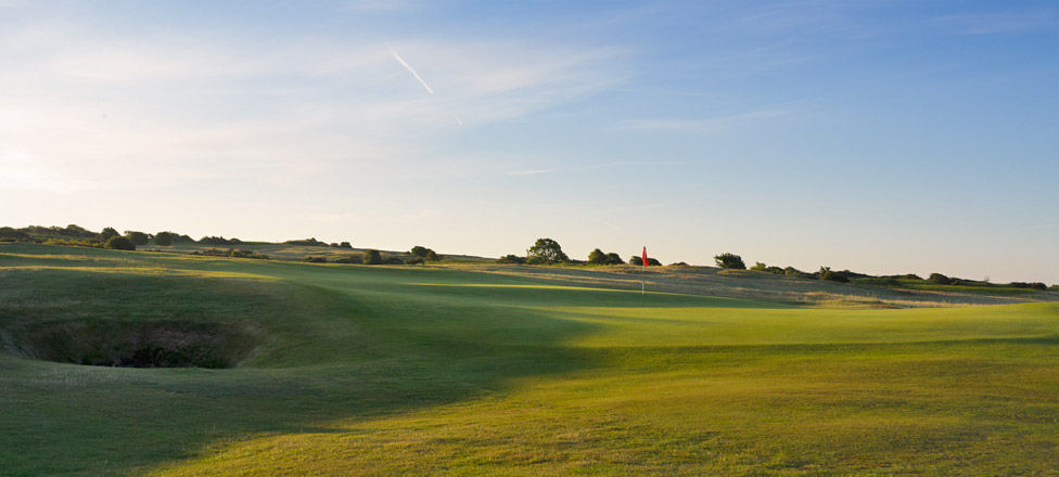 Pyle and kenfig golf club picture