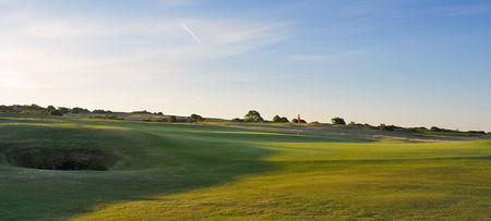 Overview of golf course named Pyle and Kenfig Golf Club