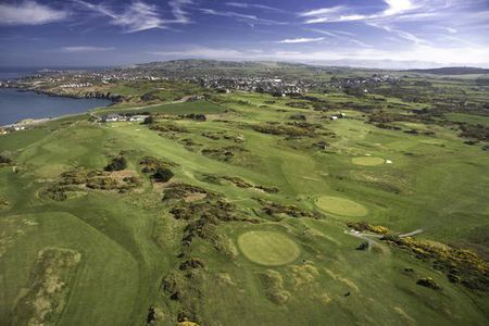 Overview of golf course named Bull Bay Golf Club
