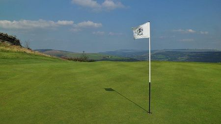 Overview of golf course named Neath Golf Club