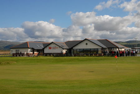 Borth and ynyslas golf club picture