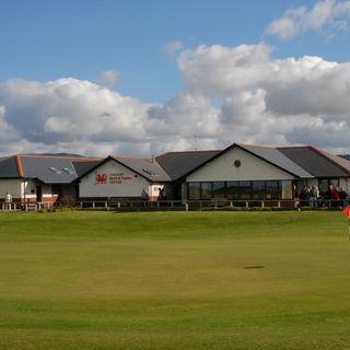 Borth and ynyslas golf club picture