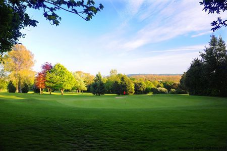 Overview of golf course named Whitchurch Golf Club