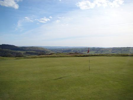 Overview of golf course named Welshpool Golf Club