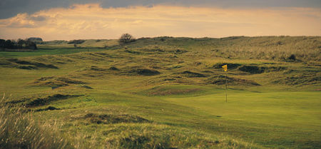 Overview of golf course named Prestatyn Golf Club