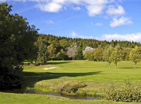 Builth Wells Golf Club Cover Picture