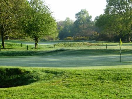 Overview of golf course named Sutton Coldfield Golf Club