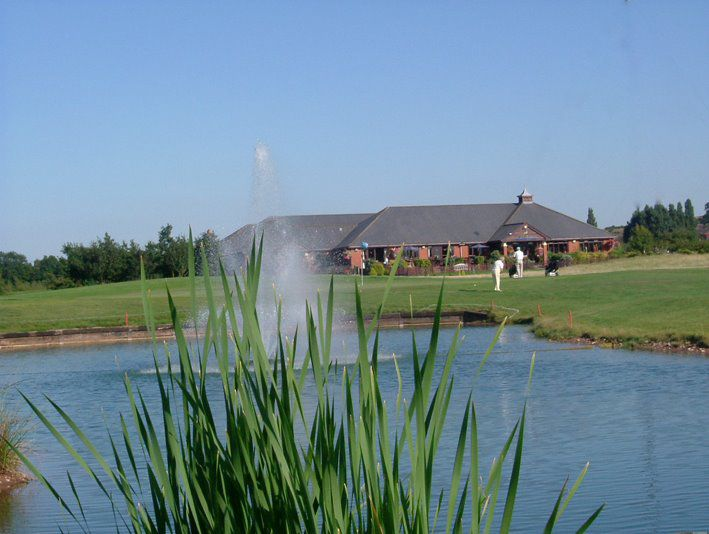 Aston wood golf club cover picture