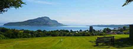 Overview of golf course named Lamlash Golf Club