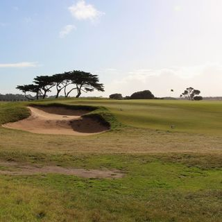 Barwon heads golf club cover picture