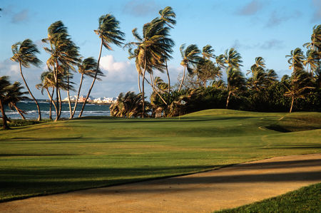 Overview of golf course named Tobago Plantations Golf Club