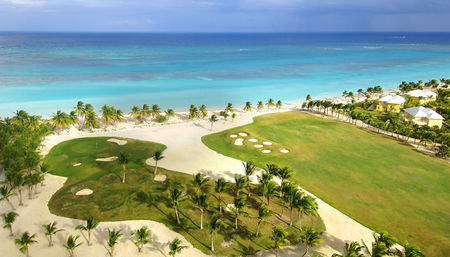 Overview of golf course named La Cana Golf Course