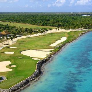 La cana golf course cover picture