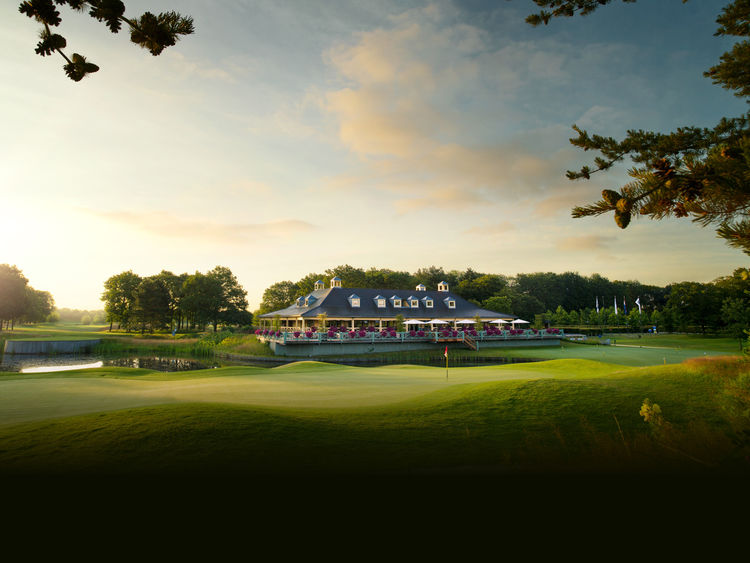 Goyer golf and country club cover picture