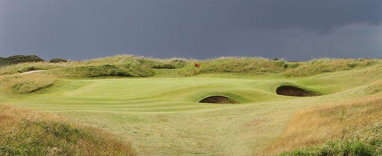 West lancashire golf club cover picture