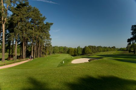 Overview of golf course named Liphook Golf Club