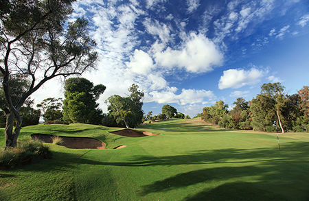 Kooyonga golf club cover picture
