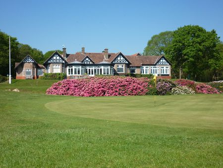 Delamere Forest Golf Club Cover Picture