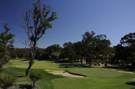 Overview of golf course named Lake Karrinyup Country Club