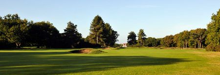 Overview of golf course named Ipswich Golf Club