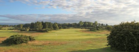 Overview of golf course named Aldeburgh Golf Club