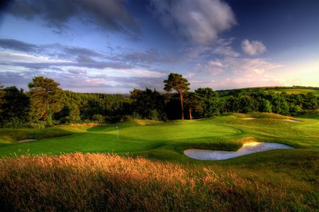 Overview of golf course named Saint Mellion Golf Club