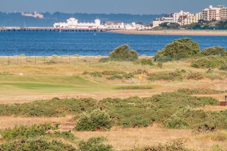 Hayling Golf Club Cover Picture