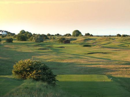 Seacroft Golf Club Cover Picture