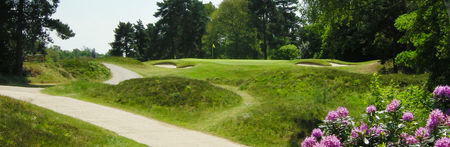Overview of golf course named Coombe Hill Golf Club