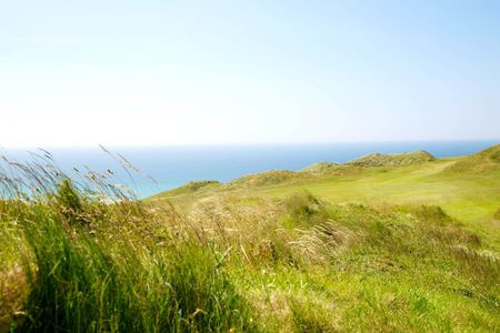 Overview of golf course named Perranporth Golf Club