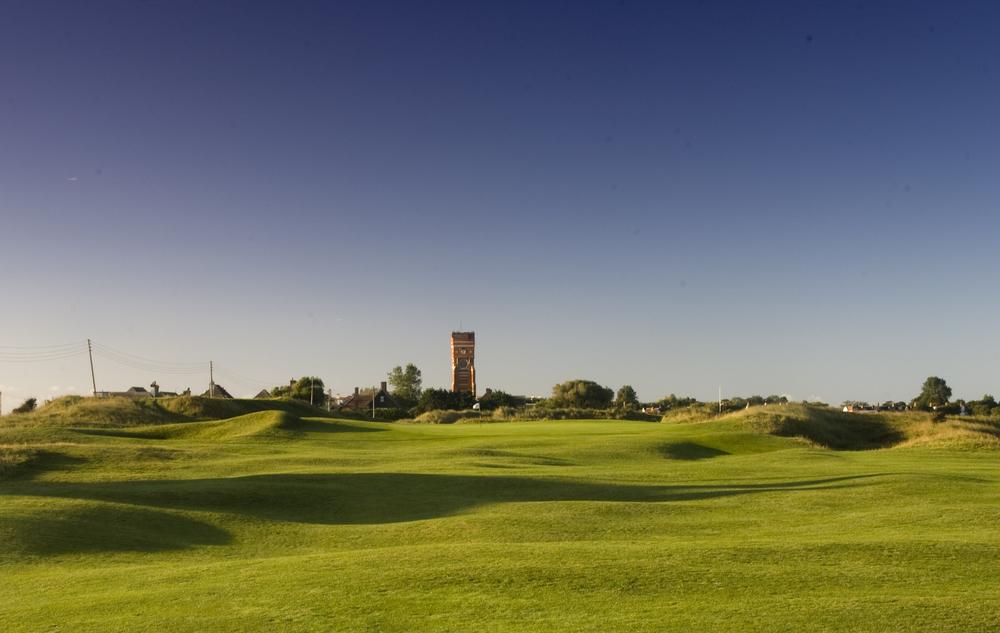 Cover of golf event named PGA Pro Am 9th September.