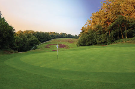 The addington golf club cover picture