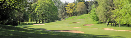 Overview of golf course named Blackwell Golf Club